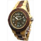 Tense テンス All Wooden スポーツウォッチ Two Tone Maple Sandalwood Mens G4100MS RNDF 男性用 メンズ 腕時計