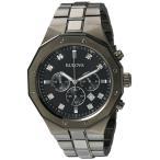 ブローバ Bulova 男性用 腕時計 メンズ ウォッチ ブラック 98D142