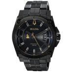 ブローバ Bulova 男性用 腕時計 メンズ ウォッチ ブラック 98B295