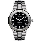 ブローバ Bulova 男性用 腕時計 メンズ ウォッチ ブラック 98D103