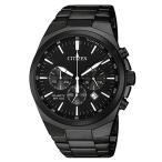 シチズン Citizen 男性用 腕時計 メンズ ウォッチ ブラック AN8175-55E