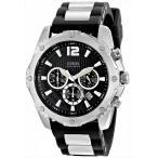 ゲス GUESS 男性用 腕時計 メンズ ウォッチ クロノグラフ ブラック U0167G1
