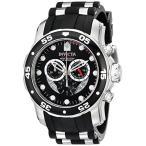 インビクタ Invicta インヴィクタ 男性用 腕時計 メンズ ウォッチ プロダイバーコレクション Pro Diver Collection クロノグラフ ブラック 6977