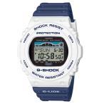 CASIO G-SHOCK G-LIDE メンズ腕時計 電波ソーラー タイドグラフ GWX-5700SS-7