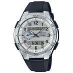 ショッピングCASIO CASIO WAVE CEPTOR ウェーブセプター メンズ腕時計 電波ソーラー WVA-M650-7AJF