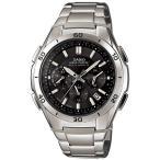カシオ WAVE CEPTOR メンズ腕時計 ソーラー 電波 クロノグラフ WVQ-M410DE-1A2JF