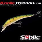 SEBILE е╗е╙еы KoolieMinnow епб╝еъб╝е▀е╬б╝ 76ML е╒еэб╝е╞егеєе░