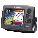 ローランス HDS-7 Gen2 3周波録画式DGPS魚探