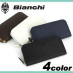 Bianchi(ビアンキ) franco(フランコ) ラウンドファスナー長財布 小銭入れあり 財布 さいふ サイフ 小物 牛革 レザー BIA1006 メンズ 送料無料