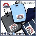 Coleman(コールマン) C-PHONE CASE(シーフォンケース) スマートフォンケース C-SERIES(シーシリーズ) C-PHONECASE メンズ レディース