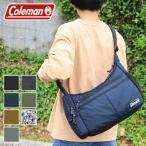 【2019年新色追加】Coleman(コールマン) WALKER(ウォーカー) COOL SHOULDER MD(クールショルダーMD) ショルダーバッグ 8L A4 ボトルクーラー付 送料無料