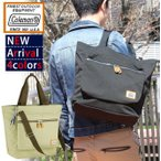 Coleman JOURNEY ONE POCKET TOTE トートバック ショルダーバッグ 送料無料