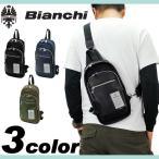 ショッピングビアンキ Bianchi(ビアンキ) NBCI ボディバッグ 斜め掛けバッグ ワンショルダーバッグ NBCI-01 メンズ レディース 男女兼用 送料無料