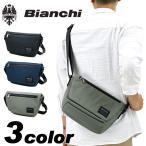 Bianchi(ビアンキ) TBNY ミニショルダーバッグ 斜め掛けバッグ A5 撥水 TBNY-08 メンズ レディース 男女兼用 送料無料