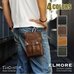 TRICKSTER(トリックスター) ELMORE(エルモア) TR77 シザーバッグ ショルダーバッグ 2WAY メンズ