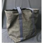 剣道 防具袋 デニム地 トート型バック