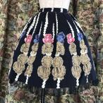 エミリーテンプルキュート パール&プードルスカート ブラック Emily Temple cute ロリィタ 黒