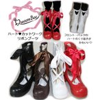 ロリィタ靴の定番!QueenBeeのおでこ靴♪