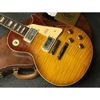 Gibson Custom Shop 60th Anniversary 1959 Les Paul Standard VOS Indian Rosewood (#991749) Slow Iced Tea Fade 【G-CLUB渋谷在庫品】