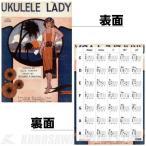 Kiwaya File-01 ウクレレコード付きクリアファイル A4サイズ (クリアファイル)(ネコポス)