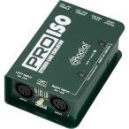 Radial PRO ISO +4dB to -10dB ステレオ・コンバーター(送料無料)