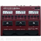 ZOOM Multi-Effects Processor B3n (ベース用マルチエフェクター)(送料無料)