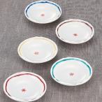 和食器 九谷焼 小皿5枚セット 色絵絵変り