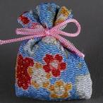 【送料無料】匂い袋 香りの泉 ブルー系