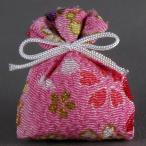 【送料無料】匂い袋 香りの泉 ピンク系
