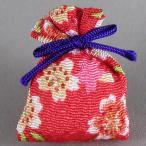 【送料無料】匂い袋 香りの泉 赤系