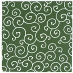 風呂敷 ふろしき 唐草模様 京唐草 二巾 68cm グリーン・イエロー・ウスピンク・ピンク メール便対応!