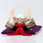 高岡鋳物 Takaoka-imono 戦国武将兜 武田信玄公 Takeda Shingen コンパクトながらどっしり飾れる金属製兜飾り