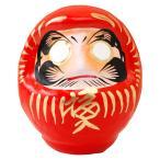 高崎だるま 縁起だるま 1号(高さ9cm)赤 群馬県指定ふるさと伝統工芸品 Takasaki daruma engi daruma Gunmaken traditional crafts