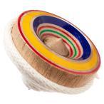 九州 八女和こま(投げ独楽) 福岡県の木工品 Throw top, Yame wakoma, Fukuoka crafts