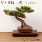 ザ・盆栽 プラスチックモデルキット -弐- 1:12スケールプラモデル Bonsai plastic model kit