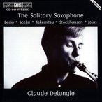 [CD] 孤独なサクソフォーン 演奏:クロード・ドゥラングル [サクソフォーン]