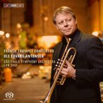 (CD / SACD Hybrid) フランスのトランペット協奏曲集 / 演奏:オーレ・エドワルド・アントンセン (トランペット)