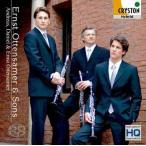 (CD / SACD Hybrid) オッテンザマーと息子たち / 演奏:エルンスト/ダニエル/アンドレアス・オッテンザマー (クラリネット)