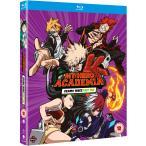 僕のヒーローアカデミア 3rd Part 2 Blu-ray (UK版)