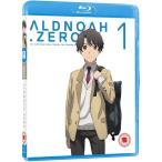 アルドノア・ゼロ コンプリート Blu-ray 1  (第1期 1-12話) (UK Import) / Aldnoah Zero Part 1