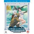 ダンジョンに出会いを求めるのは間違っているだろうか Blu-ray (UK Import)