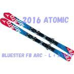 16 ATOMIC BLUESTER FB ARC - L  + XTO10 金具セット AASS01016