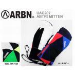 asics ARBN ABTRI MITTEN UAG207 メンズ スノーミトングローブ スノボー スキーウェア グローブ 型落ち 旧モデル