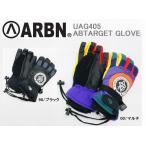 ARBN ABTARGET GLOVE メンズ スノーグローブ UAG405 スキースノーボードウェア 型落ち 旧モデル