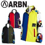 ARBN アーバン ABYETIHOOD JACKET メンズ ジャケット スノボ ウェア スノーボード UAQ406