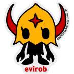 デビルロボッツオールスターズステッカー/DR-05 evirob