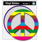 SK-083 RAINBOW PEACEе╣е╞е├елб╝ббе╣б╝е─е▒б╝е╣дф╡б║ре▒б╝е╣д╦