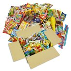 駄菓子詰合せセット 100個以上 駄菓子 詰合せ ギフト お菓子 詰め合わせ 送料無料 子供 プレゼント