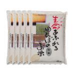 白米 特別栽培米 ひとめぼれ 20kg 生命あふれる田んぼのお米 単一原料米 令和元年産 4kg×5袋