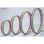 カラーリング[品名:カラーリング中 5色各1本組][直径×太(mm):800×φ19]